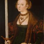 Lucas Cranach (1472-1553)<span class=