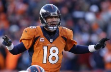 Peyton Manning explains what his famous 'Omaha' call means… kinda