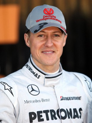 It emerged today that investigators were examining a camera attached to Michael Schumacher's ski helmet.