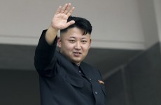 Kim Jong-Un may be sipping some Irish whiskey right now