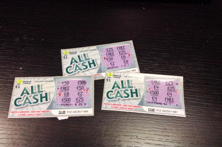 cash all