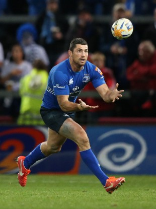 Rob Kearney has been with McHugh's agency since the age of 18.