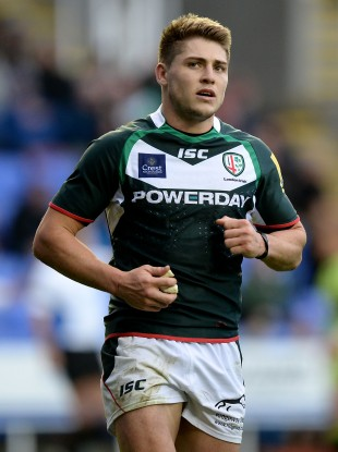 O'Connor scored all of London Irish's points.
