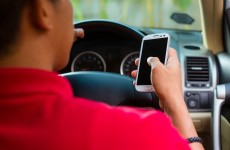 Young drivers are more likely to crash due to mobile phone distraction