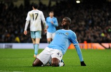 And Yaya does it again: 3-in-a-row for Toure as he wins African Footballer of the Year