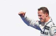 No news is good news as Michael Schumacher confirmed 'stable'