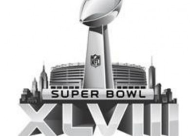 Super Bowl XLVIII takes place Sunday night at 11.30pm.