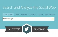 Here's how to unearth your first ever tweet