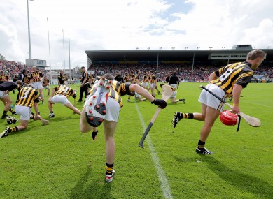 Kilkenny are back in action this weekend.