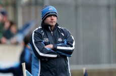 Daly happy with 'no hiding' from Dublin hurlers as they respond to Galway disaster