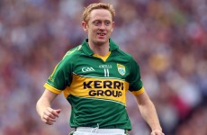 Kerry's Colm Cooper sends his thanks to fans after knee injury