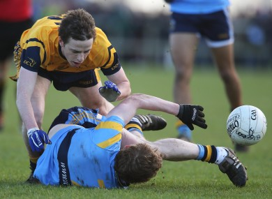 DCU and UCD also faced off in last year's Sigerson quarter-final.