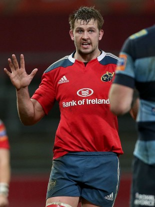 Foley is beginning to show Munster fans exactly what he is capable of.