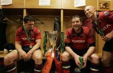 David Wallace: Foley the driving force of Munster for many years, now it's just official