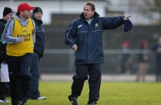Fitzgerald predicts league trouble for Clare