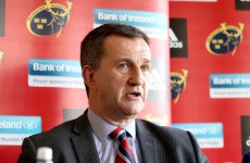 No room for Kidney as director in Munster structure — Fitzgerald