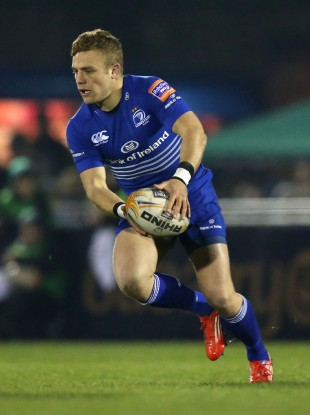 Ian Madigan will wear the 10 shirt for Leinster.