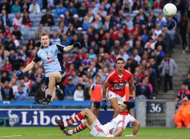 Dublin and Cork meet again tomorrow in a rematch of last year's All-Ireland quarter-final.