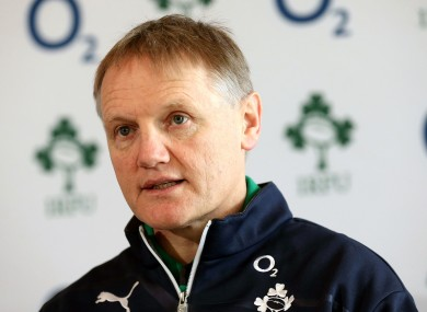 Joe Schmidt has promised that Ireland won't be too dispirited by today's loss against England.