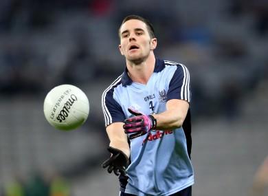 Dublin's Kevin O'Brien.