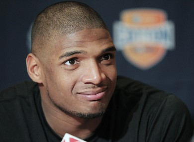 Top NFL prospect Michael Sam recently announced that he was gay.