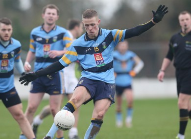 Paul Mannion in action for UCD.
