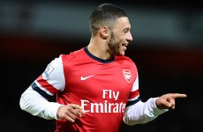 Wenger's belief repaid by returning two-goal Oxlade-Chamberlain