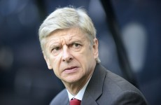 Wenger says he's delighted Arsenal are playing Liverpool again