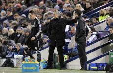WBA draw underlines Chelsea status as 'little horse' — Mourinho