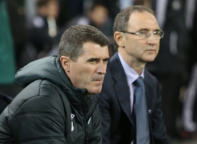 Ireland have played just two games so far under new boss Martin O'Neill.