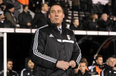Fulham finally confirm Meulensteen departure