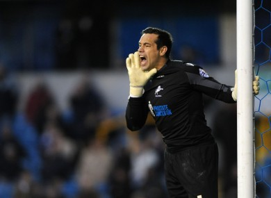 Forde: Millwall have conceded more goals than anyone else in the Championship this season.