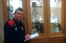 Globetrotter Beattie already feeling at home with Bohs