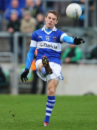 Tomás Quinn produced yet another masterclass of football for St. Vincent's.