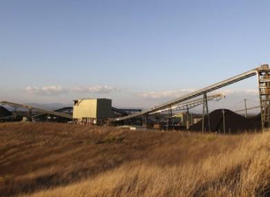 File photo of Australian mine.