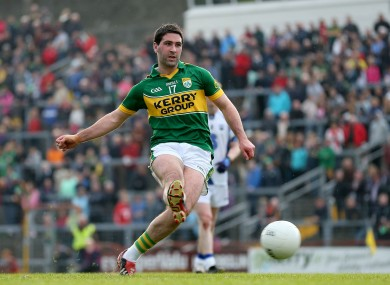 Kerry face Tyrone in Fitzgerald Stadium on Sunday.