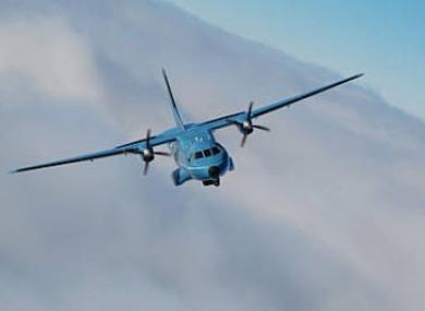 An Air Corps 'CASA' plane