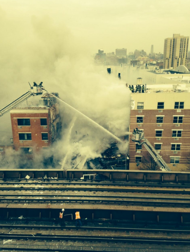 Two killed, 18 injured in New York gas explosion and building collapse