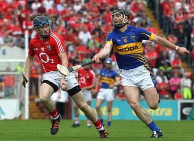 Lehane and O'Mahony start for their respective counties this weekend.