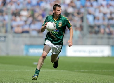 Meath's Damien CarrolL.