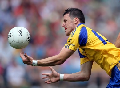 Diarmuid Murtagh: 19-year-old set Roscommon on the path to promotion with the opening goal in their win over Offaly.