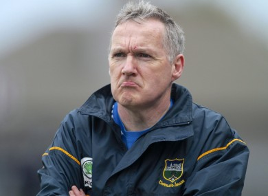 Eamonn O'Shea's Tipperary could make a quarter-final or find themselves in a relegation playoff by the end of today's action.