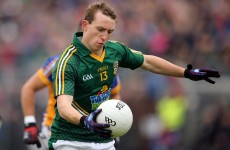 Meath's Eamonn Wallace ruled out for the season