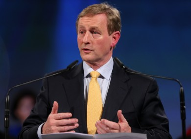 Esamir National News Network  Fine-gael-ard-fheis-49-390x285