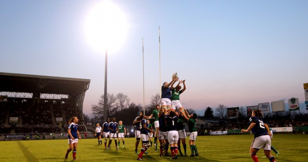 Defiant display, but defeat for Ireland Women as France hold on to secure Grand Slam