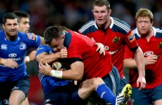 Coughlan out to rectify Munster's place below Leinster in provincial pecking order