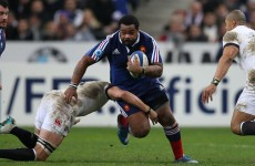 'He's a massive guy that's a bit of an athlete' – Bastareaud ready to rumble in Paris