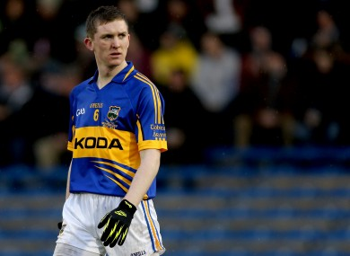 Tipperary's Seamus Kennedy.