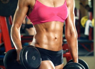 File photo of some killer abs.