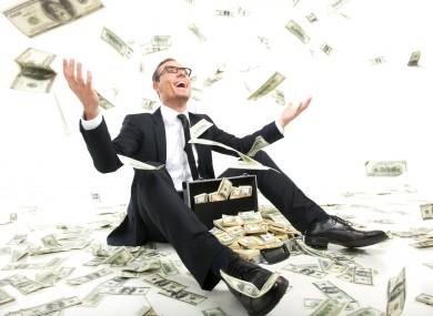 Money money money.